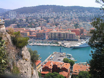Le vieux port, Nice