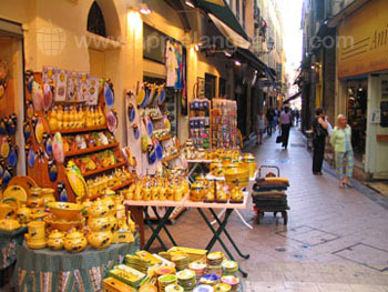 Le pittoresque vieux Nice
