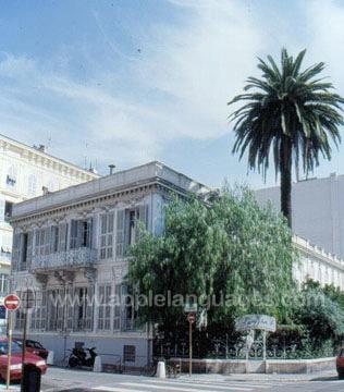 Notre école principale à Nice