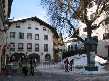 Centre ville de Kitzbühel