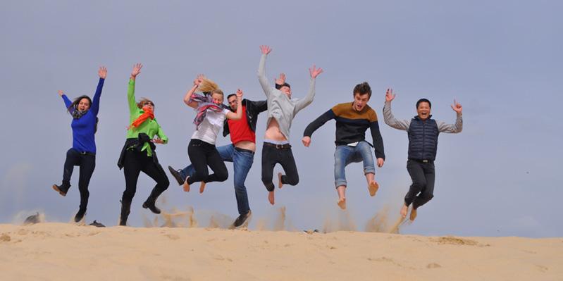 Excursion à la dune du Pilat