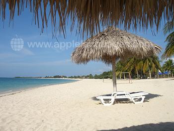 La plage, Trinidad