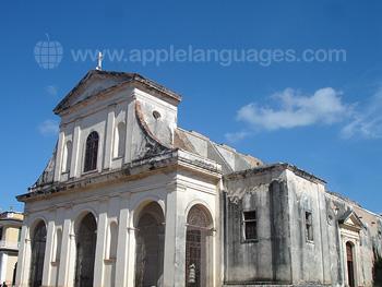 Une église à Trinidad