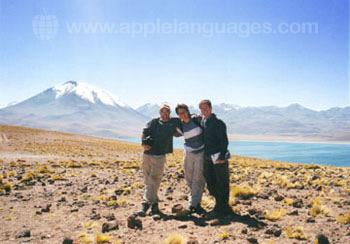 Incroyables montagnes du Chili !