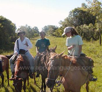 L'équitation, c'est moins effrayant !