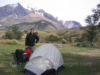 Sortie camping