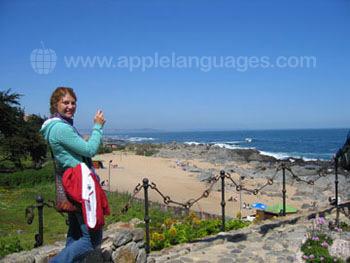 Il y a également de belles plages au Chili !