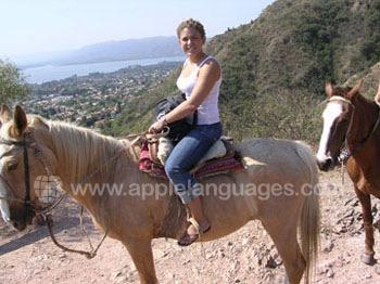 Excursion à cheval