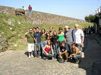 Excursion au fort local
