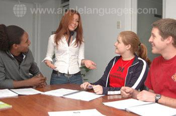 Nous avons d'extraordinaires professeurs d'espagnol !