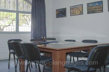 Salle de classe type de notre école