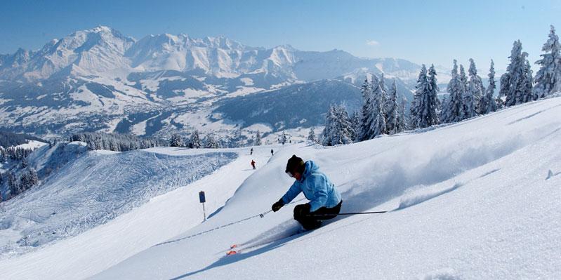 Skier à Annecy