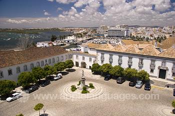 Place de la Cathédrale, Faro