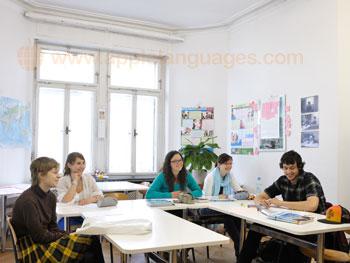 Apprendre l'allemand dans notre école