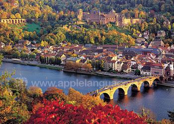 Les couleurs d'Heidelberg