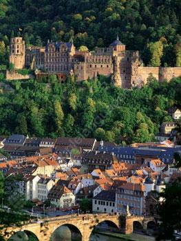 Le pittoresque Heidelberg
