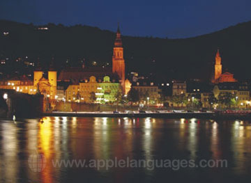 Heidelberg de nuit
