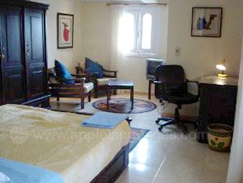 Chambre dans la résidence
