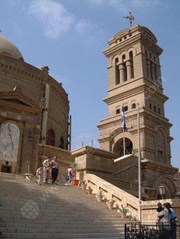 Le quartier copte du Caire
