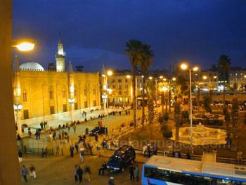 Place Al Hussein du Caire