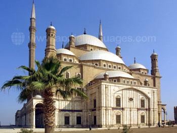 La mosquée de Mohammed Ali au Caire