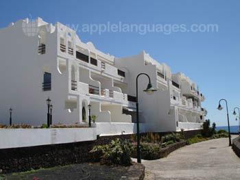 Appartements pour étudiants à Lanzarote
