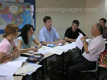 Apprendre le chinois dans notre école
