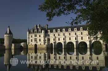 Le beau Château de Chenonceau