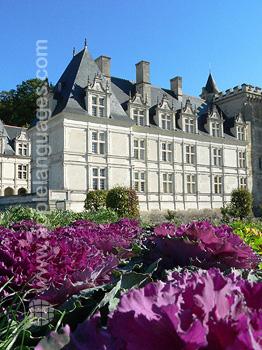 Le proche Château de Villandry