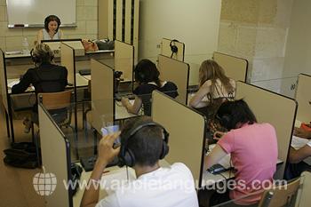 Le centre multimédia de l'école