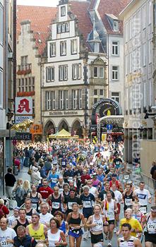 Le marathon de Münster