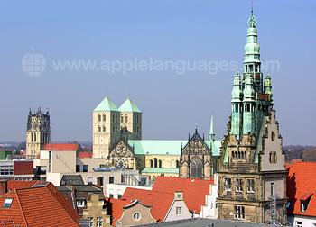 Le paysage de Münster
