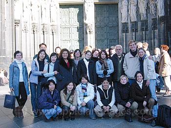 Excursion à Cologne