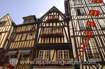 Historique Rouen