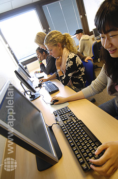 Cybercafé de notre école