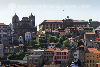 Panorama de Porto