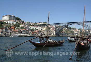 Bienvenue à Porto