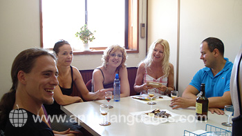 Cours de portugais dans notre école