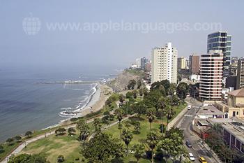 Lima est une superbe ville !