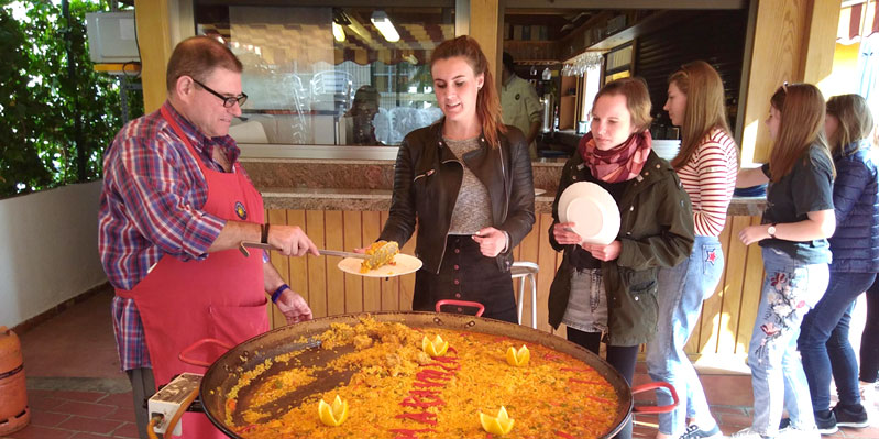 Paella Party !