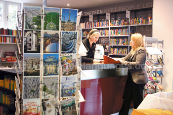 La librairie du campus