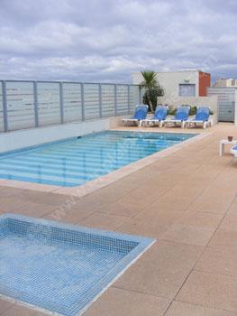 Résidence avec piscine