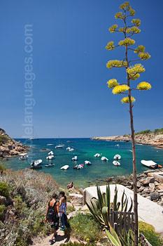 Ibiza est pleine d'éblouissantes vistas