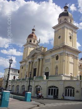 Une église à Santiago