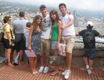 Excursion à Monaco