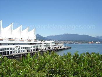 Le scénique Vancouver