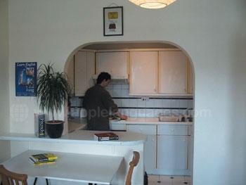 Hébergement en colocation sans repas compris