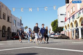 Sortie à Venice Beach