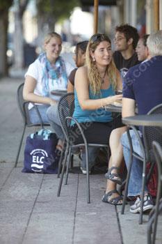 Un café à Los Angeles