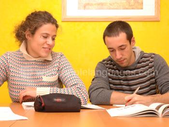 Apprendre l'italien dans notre école de Bologne